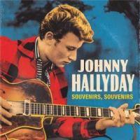 Cover Johnny Hallyday - Souvenirs, souvenirs [2016]
